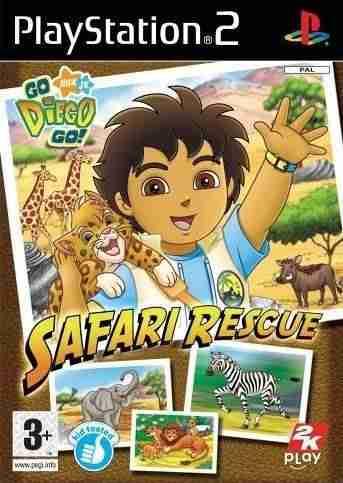 Descargar Go Diego Go Safari Rescue [MULTI5] por Torrent